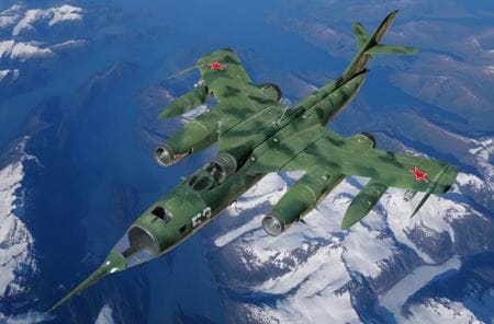 Bobcat 1/48 Yak-28PP Brewer-E # 48002
