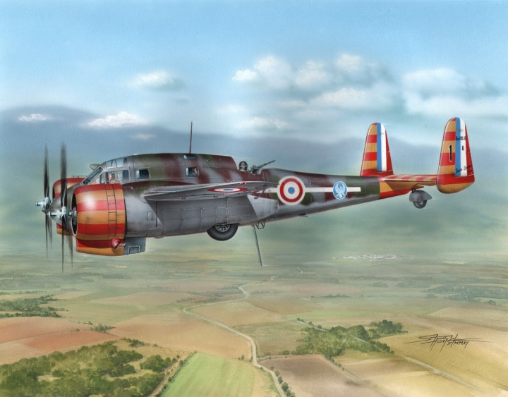 Special Hobby 1\72 Breguet Br.695AB.2 # 72399