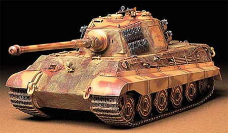Tamiya 1\35 Sd.Kfz 182 King Tiger # 35164