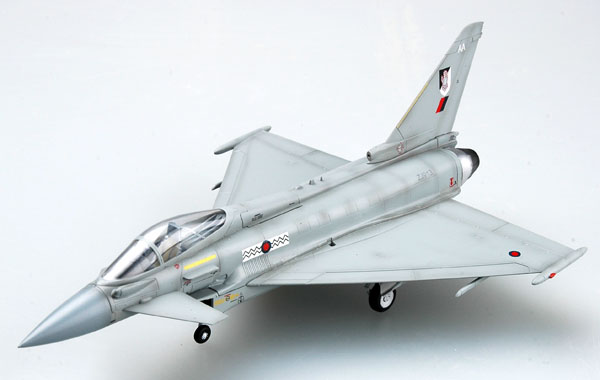 Easy Model 1/72 EF-2000A 17 Sqn RAF # 87141