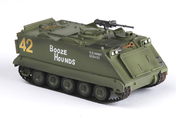 Easy Model 1/72 1:72 M113A1, US Army, Vietnam 1969 # 35005