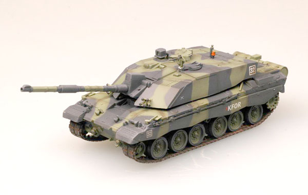 Easy Model 1/72 Challenger II-BRITISH ARMY # 35010