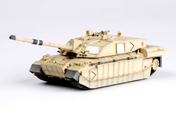 Easy Model 1/72 Challenger II- In Iraq 2003 # 35012