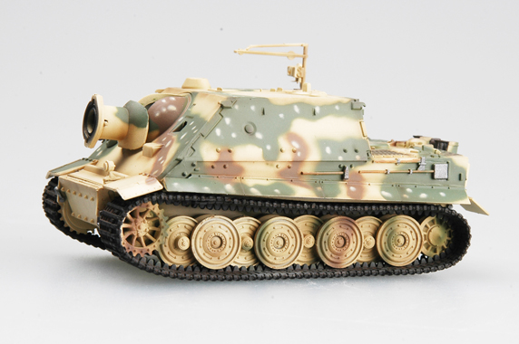 Easy Model 1/72 Sturmtiger PzStuMrKp 1002 (in three colour scheme) # 36104