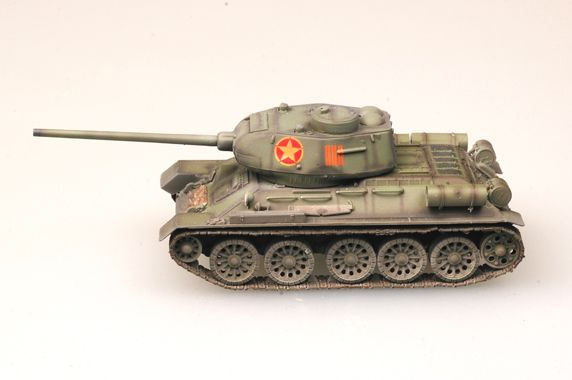Easy Model 1/72 T-34/85 Vietnam Army # 36274