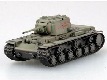 Easy Model 1/72 KV-1 Heavy Tank Russian Army # 36289
