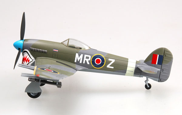 Easy Model 1/72 Hawker Typhoon Mk.IB co of 245th squadron s/l a.z 1945 # 36314
