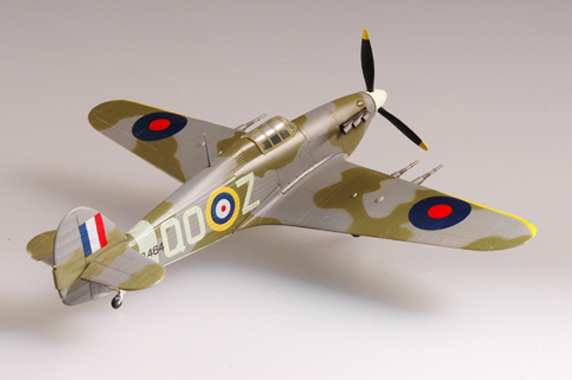 Easy Model 1/72 Hurricane MK II 3 Sqn RAF 1942 # 37242