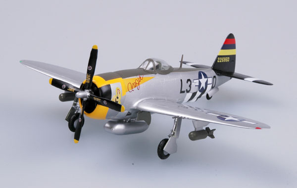 Easy Model 1/72  P47D Thunderbolt  512FS 406FG # 37287