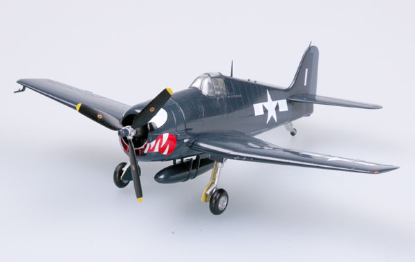 Easy Model 1/72 F6F-5 Hellcat VF-27 USS Princeton 1944 # 37297