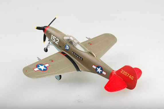 Easy Model 1/72 P-39Q Aircobra # 39203