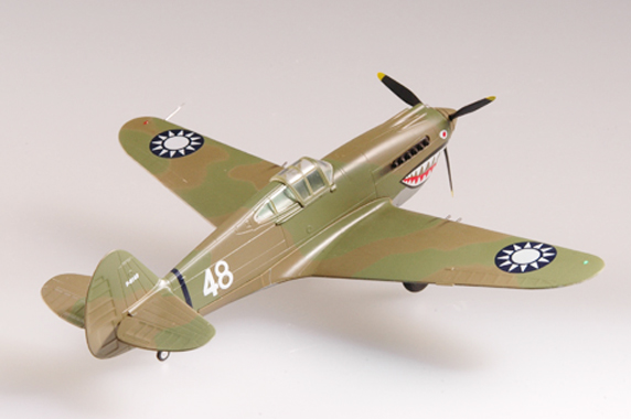 Easy Model 1/72 Tomahawk 2rd SQN China 3 37210