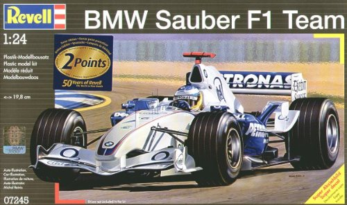 Revell 1/24 BMW Sauber F1 Team # 07245