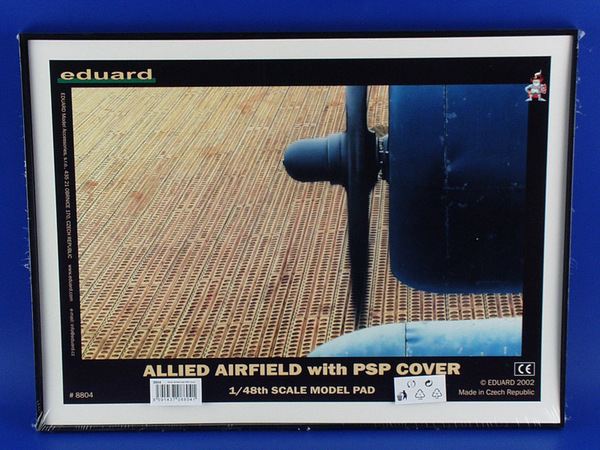 Eduard 1\48 Allied Airfield with PSP 300x400 # 8804