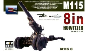 AFV Club 1/35 203mm Haubitze M 115 # 35S06