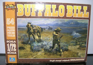 Italeri 1/72 Buffalo Bill # 0124