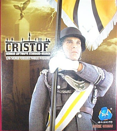DiD 1\6 Cristof-Luftwaffe Standard Bearer D80082