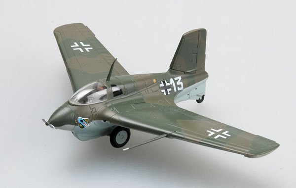 "Easy Model 1/72 Me.163 B-1a ""White13"" of ll./JG400 # 36341"