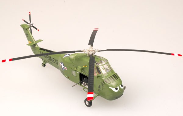 "Easy Model 1/72 Sikorsky UH-34 Choctaw ""Evil Eyes"", US Marine Corps # 37010"