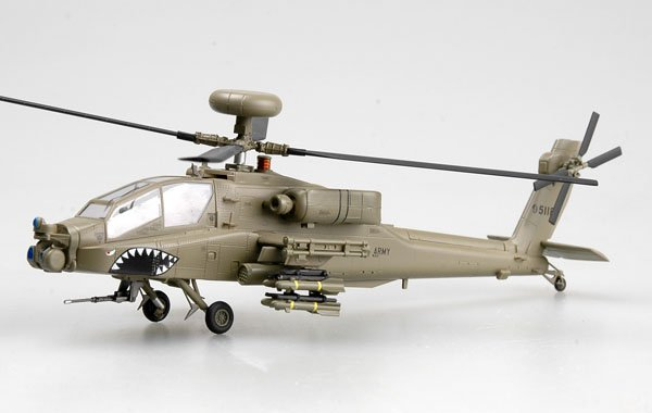Easy Model 1/72 AH-64D, 99-5118, US Army, C company,1-3rd ATKHB,3rd Infantry Division, Iraq,March 2003 # 37031