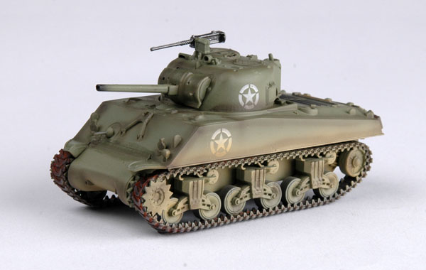 Easy Model 1/72 M4A3 Middle Tank U.S ARMY # 36255