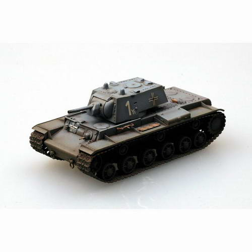 Easy Model 1/72 KV-1 Heavy Tank 8th Panzer Division 1941 # 36277