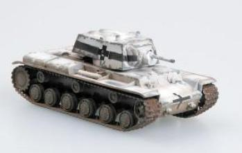 Easy Model 1/72 KV-1 1941 Heavy Tank A Captured # 36278