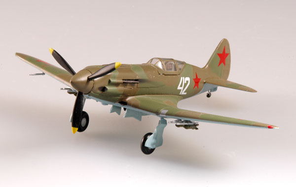 Easy Model 1/72 Soviet MiG-3 7th IAP 1941 # 37223