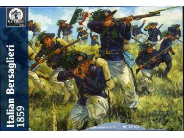 Waterloo 1/72 Bersaglieri 1859