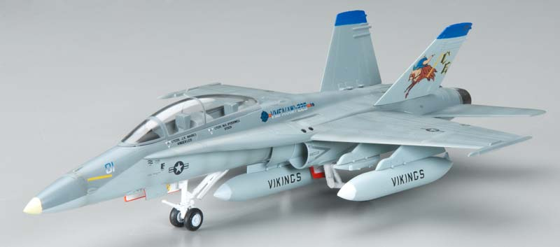 Easy Model 1/72 F/A-18D US Marine VWFA(AW)-225 # 37119