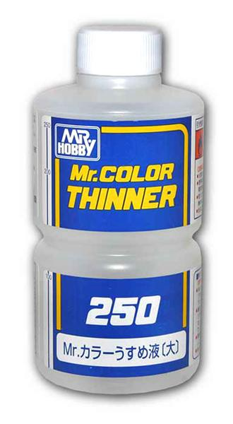 Gunze Sangyo Mr. Color Thinner 250 ml # 103